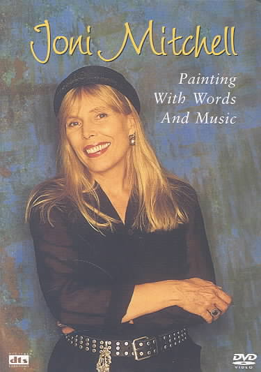 PAINTING WITH WORDS AND MUSIC BY MITCHELL,JONI (DVD)