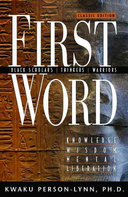 First Word By Person-Lynn, Kwaku